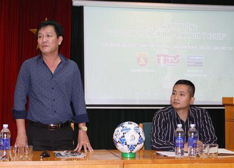 Ban doc An ninh Thu do hung khoi nhan giai 'Du doan thong minh - Rinh qua y nghia' - Anh 3