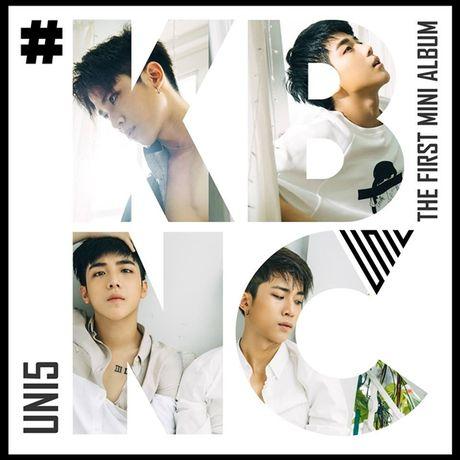 Nhom nhac cua Dong Nhi - Uni5 ra mat single dau tay - Anh 2