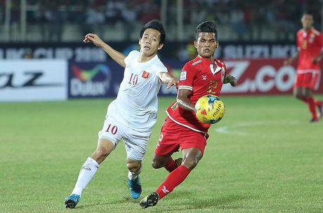 Cuu binh lap cong, tuyen Viet Nam ra quan thang loi tai AFF Cup 2016 - Anh 1