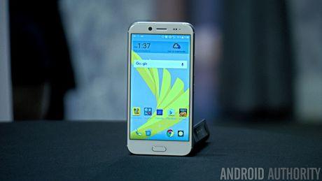 HTC 10 evo se ra mat vao ngay 22/11 - Anh 1