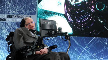 Stephen Hawking: Loai nguoi chi con 1000 nam de di cu khoi Trai Dat - Anh 1