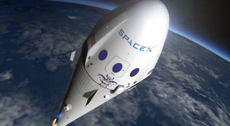 Cong ty SpaceX voi ke hoach lap mang internet rieng tren co so hon 4.000 ve tinh - Anh 1