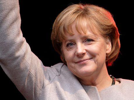Thu tuong Duc Angela Merkel se ra ung cu lan thu tu - Anh 1