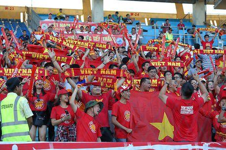 Myanmar 1-2 DT Viet Nam: Chien thang vat va - Anh 12