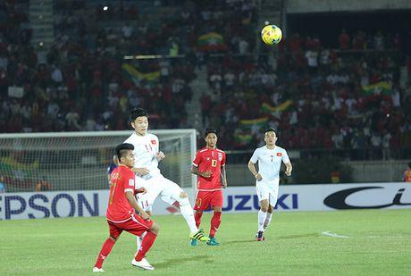 Myanmar 1-2 DT Viet Nam: Chien thang vat va - Anh 1