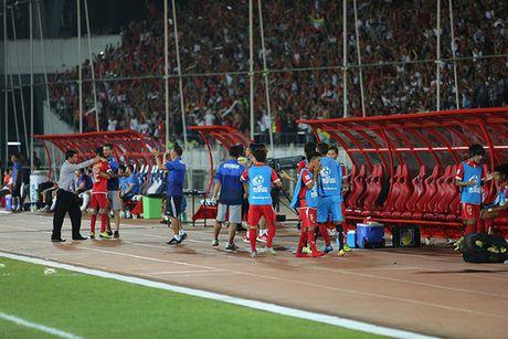 Myanmar 1-2 DT Viet Nam: Chien thang vat va - Anh 3