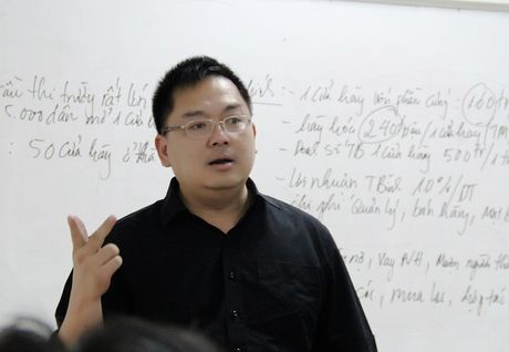 Chu tich FPT Software Hoang Nam Tien: 'Toi di day cung chinh la di hoc' - Anh 1