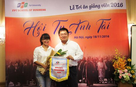 Chu tich FPT Software Hoang Nam Tien: 'Toi di day cung chinh la di hoc' - Anh 2