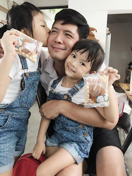 Sao Viet (20/11): Ly Hai vui ve ben gia dinh, HH Ky Duyen choi cung dan cun con - Anh 5