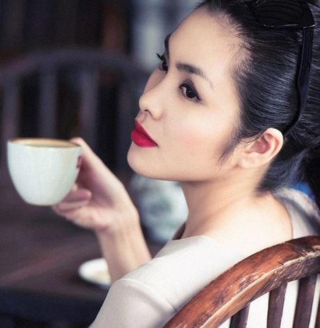 Nhung nguoi dep Viet co goc mat nghieng 'than thanh' - Anh 3