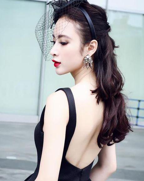 Nhung nguoi dep Viet co goc mat nghieng 'than thanh' - Anh 5