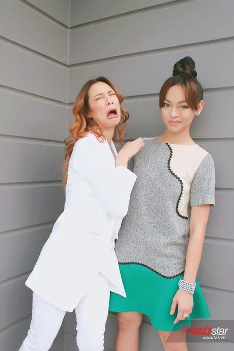 Lilly Nguyen 'me trai', Mai Ngo mot minh doi dau ca lop thuo hoc tro - Anh 2