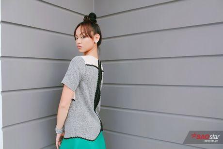 Lilly Nguyen 'me trai', Mai Ngo mot minh doi dau ca lop thuo hoc tro - Anh 7