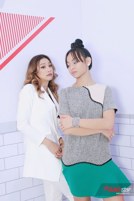 Lilly Nguyen 'me trai', Mai Ngo mot minh doi dau ca lop thuo hoc tro - Anh 8