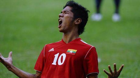 Tien dao hang dau Myanmar bi loai khoi DTQG vi 'benh ngoi sao' - Anh 1