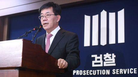 Han Quoc truy to ban than, hai cuu co van cua Tong thong Park - Anh 1