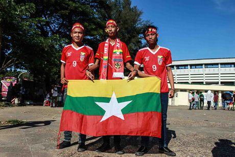 Truc tiep, Viet Nam – Myanmar: Van su khoi dau nan! - Anh 4