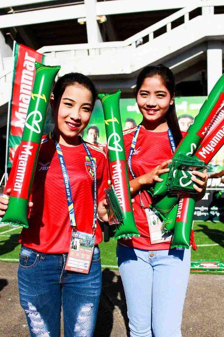 Truc tiep, Viet Nam – Myanmar: Van su khoi dau nan! - Anh 5