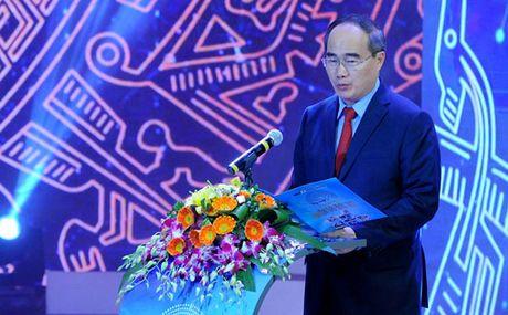 BAN TIN MAT TRAN: 'Nhan tai dat Viet' tien phong tuyen duong khoi nghiep sang tao - Anh 1