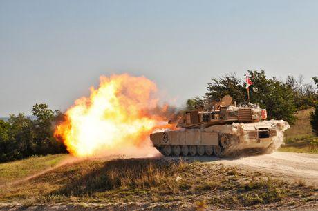 My nang cap M1 Abrams thanh sieu tang doi pho T-14 - Anh 1
