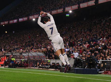 Ha Atletico, Ronaldo trinh lang kieu an mung moi - Anh 4
