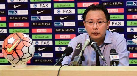 HLV Malaysia nhac hoc tro khong xem thuong Campuchia - Anh 1