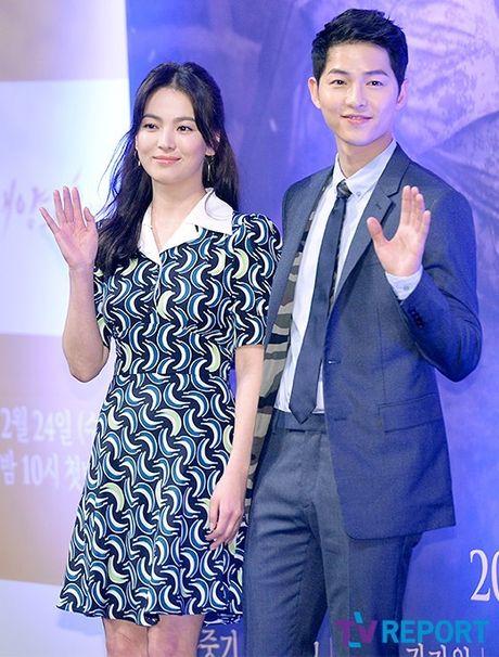 Song Hye Kyo, Joong Ki va loat sao Han mat viec o Trung Quoc - Anh 2