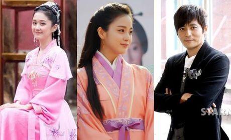 Song Hye Kyo, Joong Ki va loat sao Han mat viec o Trung Quoc - Anh 3