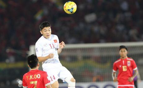 Ha Myanmar 2-1, tuyen Viet Nam khoi dau thuan loi - Anh 25