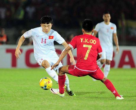 Ha Myanmar 2-1, tuyen Viet Nam khoi dau thuan loi - Anh 26