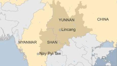 Giao tranh du doi gan bien gioi Myanmar - Trung Quoc - Anh 2