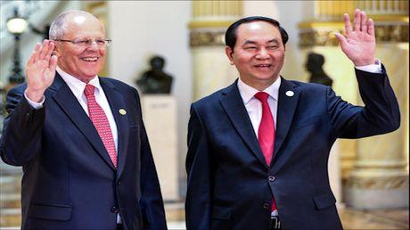 Hoi nghi APEC 2016: Keu goi bao ve thuong mai tu do - Anh 1