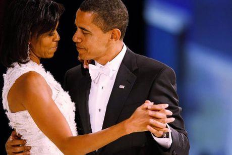 Khoanh khac ngot ngao den 'rung tim' cua vo chong Obama - Anh 11