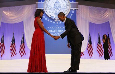 Khoanh khac ngot ngao den 'rung tim' cua vo chong Obama - Anh 8
