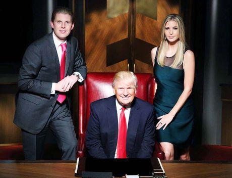 Suc anh huong khung khiep cua Donald Trump trong lang giai tri - Anh 2