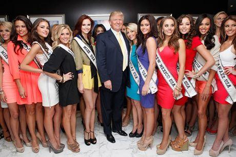 Suc anh huong khung khiep cua Donald Trump trong lang giai tri - Anh 4