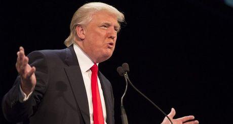 Suc anh huong khung khiep cua Donald Trump trong lang giai tri - Anh 6