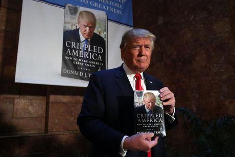 Suc anh huong khung khiep cua Donald Trump trong lang giai tri - Anh 8
