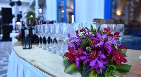 Hoa hau Viet Nam khoe sac tai Resort 'Dia Trung Hai' Da Nang - Anh 12