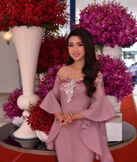Hoa hau Viet Nam khoe sac tai Resort 'Dia Trung Hai' Da Nang - Anh 2