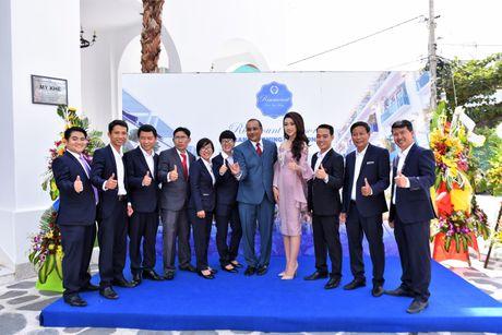 Hoa hau Viet Nam khoe sac tai Resort 'Dia Trung Hai' Da Nang - Anh 6