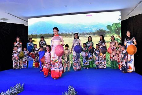 Hoa hau Viet Nam khoe sac tai Resort 'Dia Trung Hai' Da Nang - Anh 7