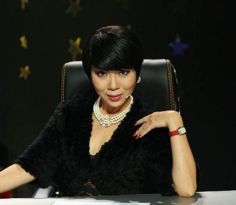 Ly Hung, My Linh, Trac Thuy Mieu... chuc mung thay co qua 'Ngay thay tro' - Anh 2
