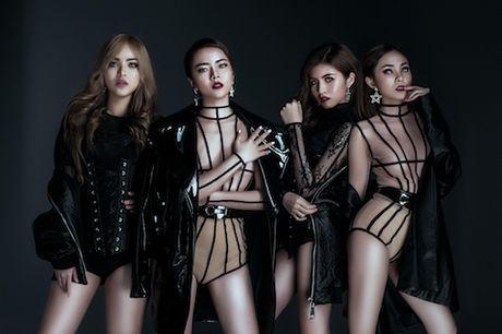 Bao Thy, S Girls - 2 'chien binh' dau tien cua The Remix 2017 - Anh 2