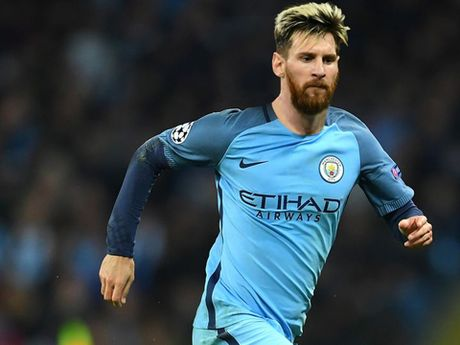 Man City san sang chi 100 trieu bang, luong 500.000 bang/tuan de don Messi - Anh 1