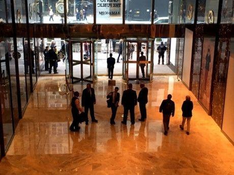 Cung chiem nguong do hoanh trang cua toa Trump Tower - Anh 10