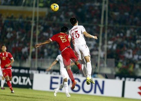 Nha cam quan cua Myanmar ca ngoi tuyen Viet Nam co nhieu cau thu gioi - Anh 1