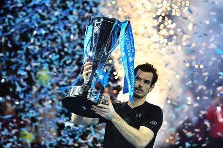 Ha Djokovic, Murray vo dich ATP Finals, ket thuc nam o ngoi so 1 - Anh 1
