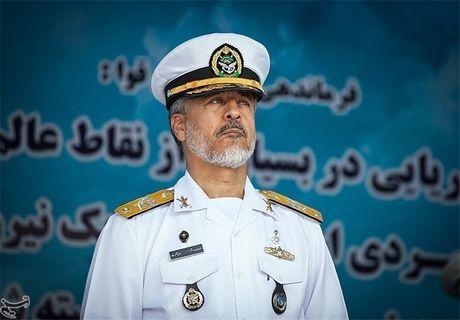Iran bat dau xay dung ba can cu hai quan va 2 vung hai quan - Anh 1