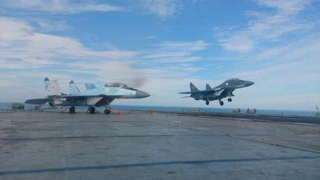 The ket cua Nga sau khi MiG-29K roi - Anh 1